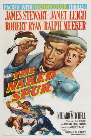 Фильм «Обнаженная шпора» (1953)