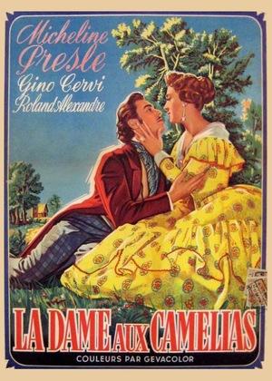 Фільм «Дама с камелиями» (1953)