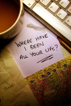 Фильм «Где я был всю твою жизнь?» (2007)