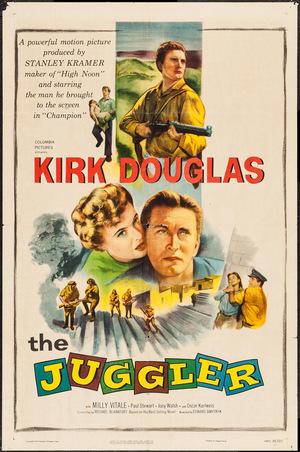 Фильм «Жонглер» (1953)