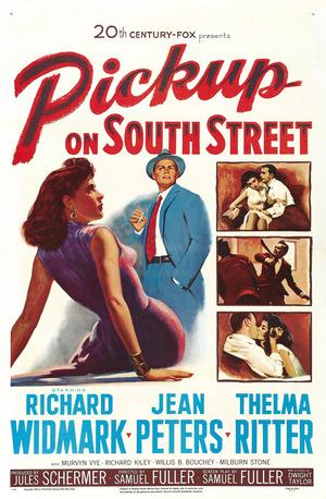 Фильм «Происшествие на Саут-стрит» (1953)