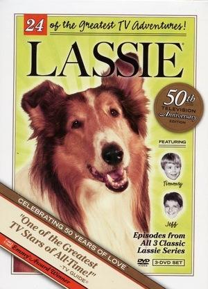 Серіал «Лэсси» (1954 – 1972)