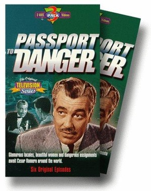 Сериал «Паспорт опасности» (1954 – 1958)