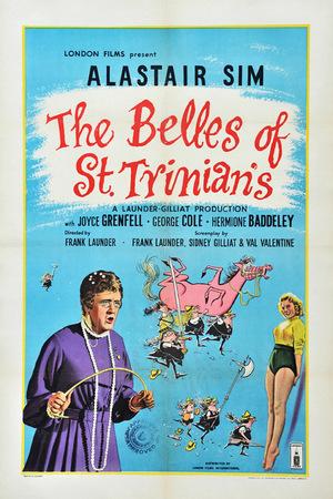 Фильм «Красотки из Сент-Триниан» (1954)