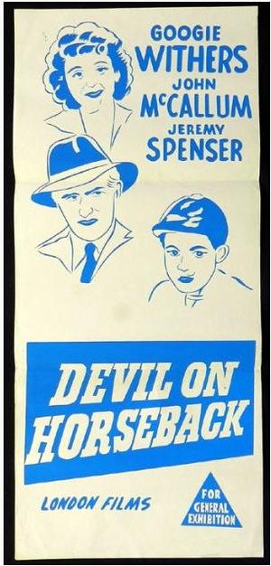 Фільм «Дьявол на коне» (1954)