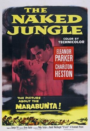 Фильм «Обнаженные джунгли» (1954)