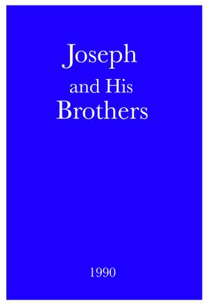 Мультфільм «Joseph and His Brothers» (1990)