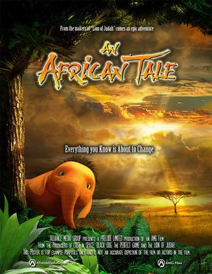 Мультфільм «Африканская сказка»
