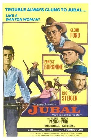 Фільм «Джубал» (1956)