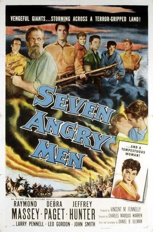 Фільм «Семь разгневанных мужчин» (1955)