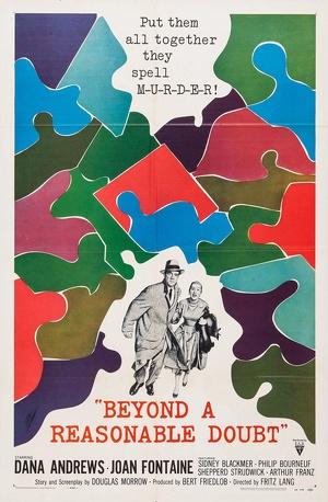 Фильм «Потусторону разумного сомнения» (1956)