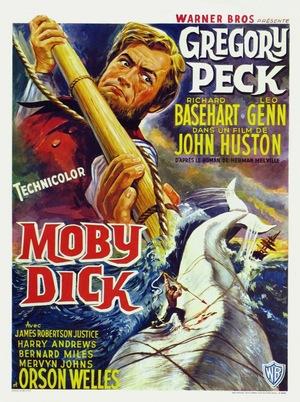 Фільм «Мобі Дік» (1956)