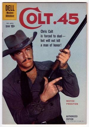 Серіал «Colt .45» (1957 – 1960)