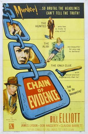 Фильм «Chain of Evidence» (1957)