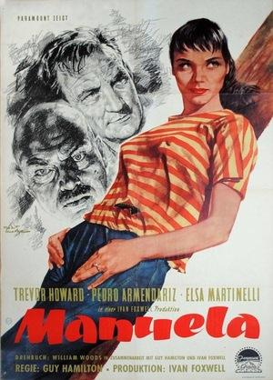 Фильм «Мануэла» (1957)