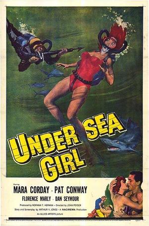 Фільм «Undersea Girl» (1957)