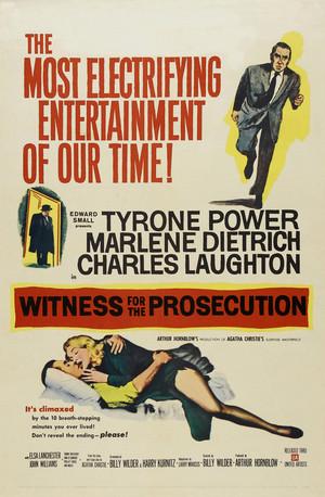 Фільм «Свідок обвинувачення» (1957)