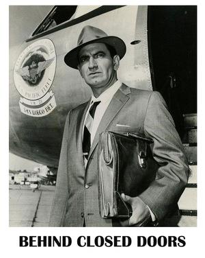 Серіал «За закрытыми дверями» (1958 – 1959)