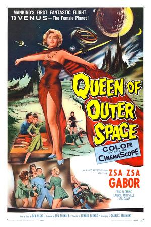 Фільм «Королева космоса» (1958)