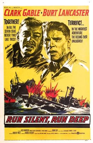 Фильм «Идти тихо, идти глубоко» (1958)