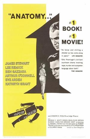 Фильм «Анатомия убийства» (1959)