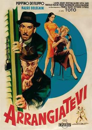 Фильм «Вертись сам!» (1959)