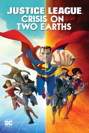 Мультфільм «Ліга справедливості: Криза двох світів» (2010)
