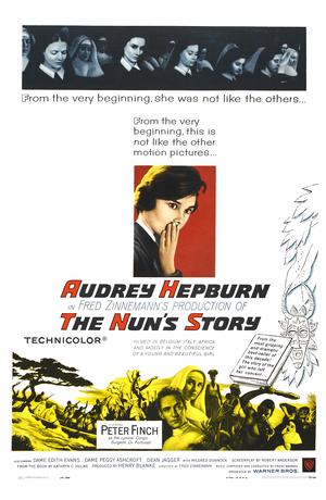 Фильм «История монахини» (1959)