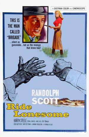 Фильм «Одинокий всадник» (1959)