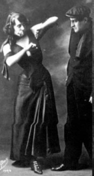 Фільм «Танец хулигана» (1906)