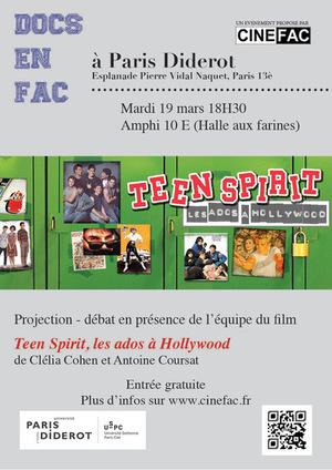 Фильм «Teen spirit: Les ados à Hollywood» (2009)