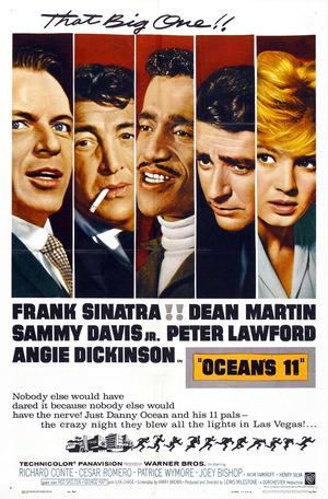 Фільм «Одинадцятка Оушена» (1960)