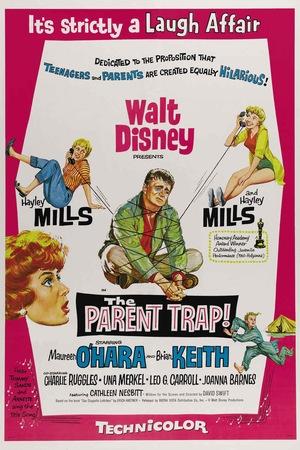 Фильм «Ловушка для родителей» (1961)