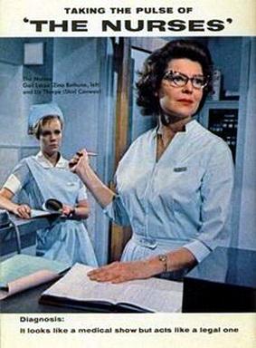 Сериал «Медсестры» (1962 – 1965)