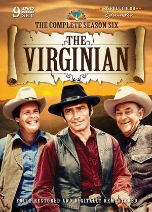 Сериал «Виргинец» (1962 – 1971)