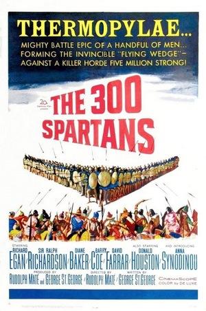 Фільм «300 спартанців» (1961)