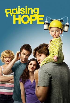 Сериал «Воспитывая Хоуп» (2010 – 2014)