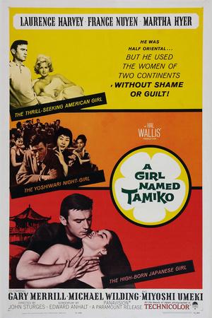 Фильм «Девушка по имени Тамико» (1962)