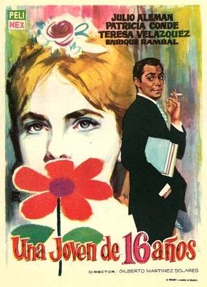 Фильм «Una joven de 16 años» (1963)