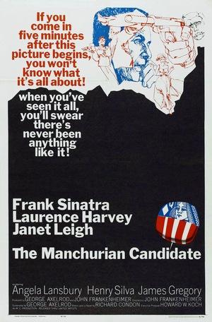 Фильм «Маньчжурский кандидат» (1962)