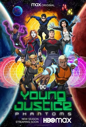 Серіал «Молода ліга справедливості» (2010 – ...)