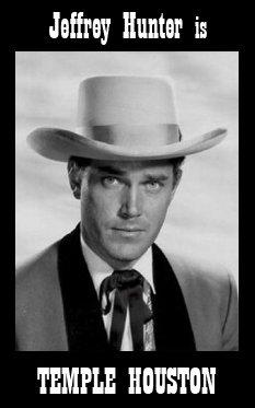 Серіал «Темпл Хьюстон» (1963 – 1964)