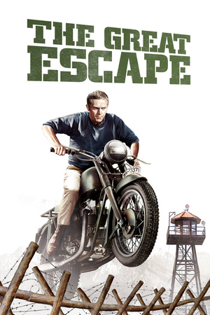 Фільм «Велика втеча» (1963)
