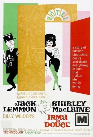 Фільм «Ніжна Ірма» (1963)