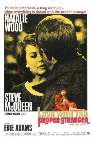 Фильм «Любовь с подходящим незнакомцем» (1963)