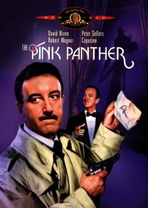 Фільм «Рожева пантера» (1963)