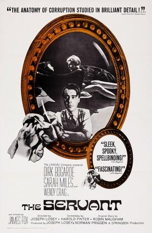 Фильм «Слуга» (1963)