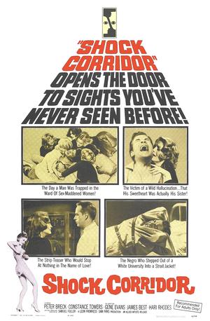 Фільм «Шоковий коридор» (1963)