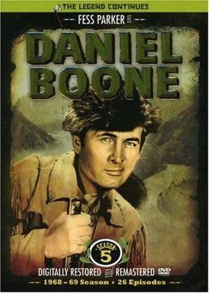 Сериал «Дэниэл Бун» (1964 – 1970)