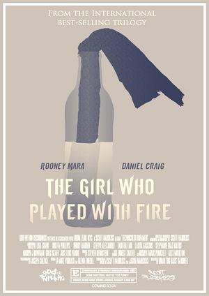 Фільм «Девушка, которая играла с огнём»